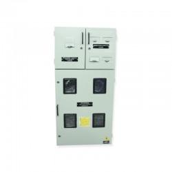 Caja Contador Trifásica Vertical para 4 Medidor 112X54X18