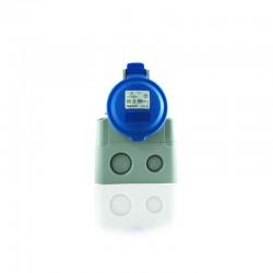 Toma Industrial de Sobreponer 16A 3P-T 200V IP44 LEGRAND