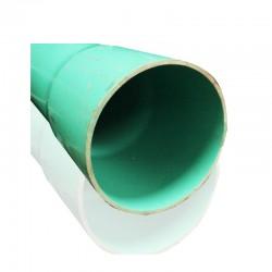 Tubo Ducto PVC EB de 4 x 6 mts