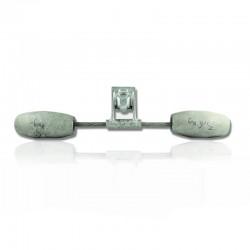 Amortiguador Para Vibracion Cl-   266-8-336Mcm 3-6Kg