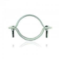 Abrazadera o Collarin Liso de 10 - 12 pl 1-4 Pulgadas 250 mm