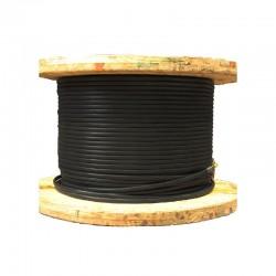 Cable de Cobre Aislado Soldador No 6 AWG