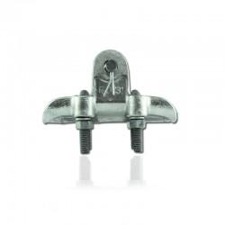 Grapa Suspencion en Aluminio para Cable 2-0- 500 MCM 2 ues Ref: 732 4000 LBS