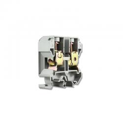Borna Para Riel Omega Cable No 2 AWG