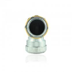 Conector Coraza Liquid - Curvo 1 1-4 Pulg - 4900406