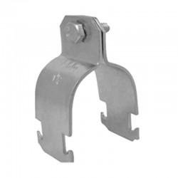 Abrazadera Ajustable 1 1-2 Pulgadas Incluye tornillo y tuerca