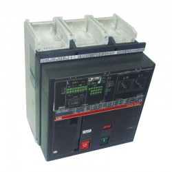 Breaker Industrial Graduable ABB 640 - 1600A - 85 KA - T7S Motorizado Ref: 1SDA063010R1
