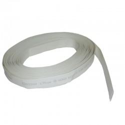 Funda Termoencogible Blanco Para Cable No 6 - 8 AWG 8mm