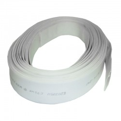 Funda Termoencogible Blanco Para Cable No 1-0 - 3-0 AWG 16mm