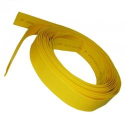 Funda Termoencogible Amarillo Para Cable No 2 AWG 12mm