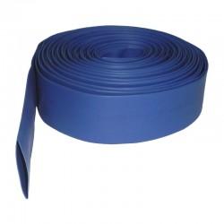 Funda Termoencogible Azul Para Cable No 2-0 - 4-0 AWG 20mm