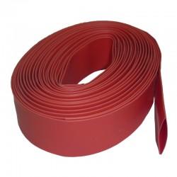 Funda Termoencogible Rojo Para Cable No 2-0 - 4-0 AWG 20mm