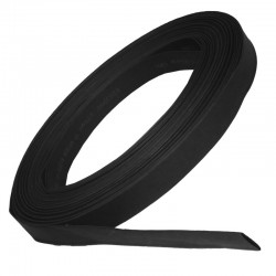 Funda Termoencogible Negro Para Cable No 4 AWG 10mm