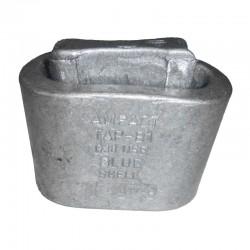 Conector Tipo cuña AMPAC 1-0 - 4 AWG Ref: 600447