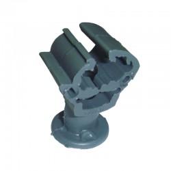 Soporte Obo Anillo Plast 30Mm Rd8-10M8 Cobre Largo Ref: 177/30 CU