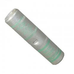 Empalme IED Tubular Aluminio-Estañado Ponchar No 2-0 AWG Ref: YSI2/0 ALUMINIO