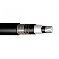 Cable de Aluminio XLPE 15 KV No 2-0 (70Mm)Hilos 100%