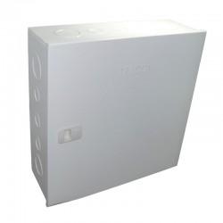 Caja Metalica de Paso 30cm x 30cm x 10cm Capa de Plastico