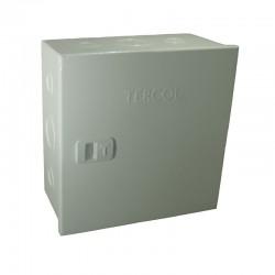 Caja Metalica de Paso 20cm x 20cm x 10cm Capa de Plastico - Ref: CE20-20-15B