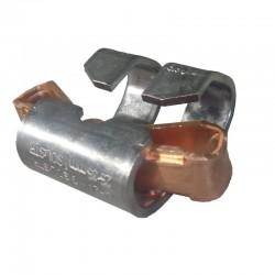 Conector Transversal de Puesta a Tierra Tipo TGC 5-8 - 2 - 4 AWG Ref: 1599712-1