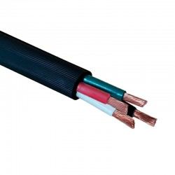 Cable de Cobre Encauchetado 4 x 18 AWG de METRO
