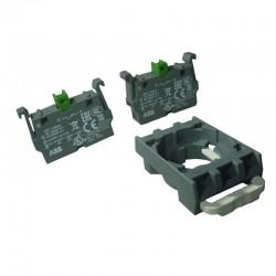 Portabloques Abb - 2Bloq Na Ref: 1SFA611605R1102