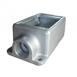 Estacion de Control CROUSE HINDS con Salida 3-4 Pulg Ref: FS2