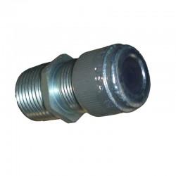 Prensaestopa C-H 1-2 en Acero para Entrada de Cable No Armada Ref: CGB114