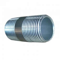 Nipple CROUSE HINDS Para tuberia Galvanizada 3-4X 2 Pulgadas Ref: NPL75200