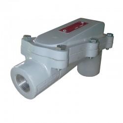 Codo Crouse Hinds Aluminio 1 Pulgada con Tapa Cesgada Ref: LBH-30