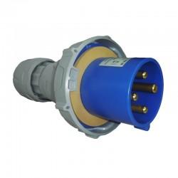 Clavija LEGRAND Industrial 63Amp 3P+T 220/240V Ref: 555525