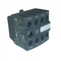 Bloque ABB de Contactos Para Contactor AF 09 - AF16 CA4-22M Ref: 1SBN010140R1122