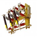 Seccionador media tension Tripolar Socol 17.5Kv 630Amp con Porta fusibles Ref: C/CARGA-INTER GAV/V17 5
