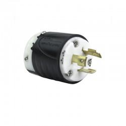 Clavija LEGRAND Industrial 20AMP 480V 2F TURNLOK 3HILOS Ref: L720-P