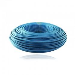 Alambre de Cobre Aislado THHN No 10 Azul de METRO