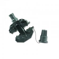 Conector de Tornillo de Perforacion de Chaqueta Aislada Principal 1-0 a 3-0  - Derivacion 1-0 a 3-0  - P3X95- 1574150-1